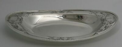 S. Kirk & Son Old Maryland Engraved Sterling Silver Bread Tray