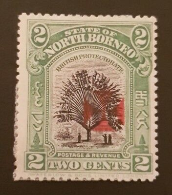 North Borneo SG 190 a Mounted Mint