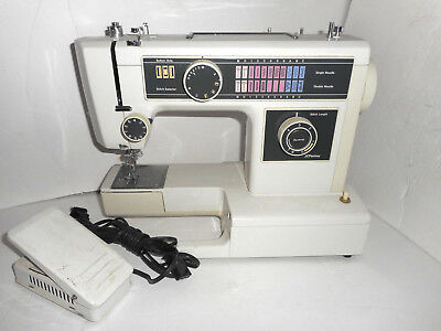 JCPENNEY FREE ARM Sewing Machine Model 40 WFoot Control Working Mesmerizing Jcpenney Sewing Machine