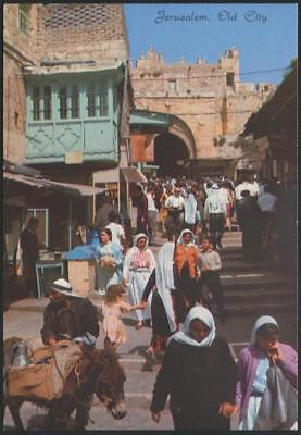 Israel , Jerusalem , Old City  , View to Damascus gate