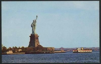 Statue of Liberty , Island , New York