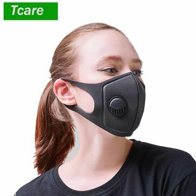 Pollution Mask Military Grade Anti Air Dust and Smoke Pollution Mask