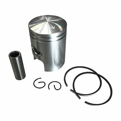 Piston Kit Incl. Piston Rings for Piaggio 50 cc 2T Ac LC 1 9/16in
