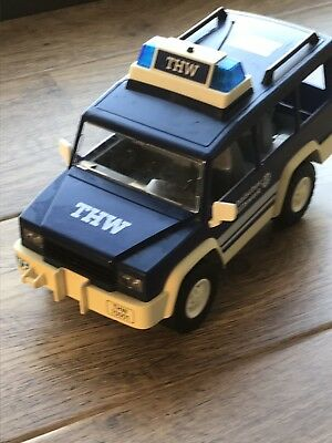 Playmobil THW Jeep