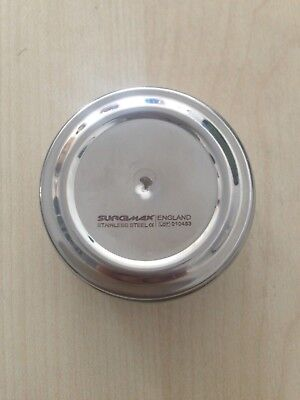 Surgimax Dental Endodontic Round box 20/32 Hole Surgimax CE
