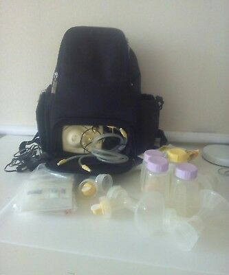 Medela Electric Double Breast Pump in a Bag