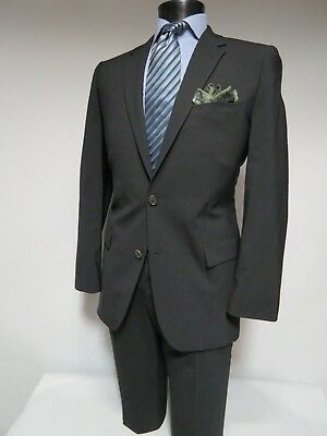 Current Cut Hugo Boss red label Model-Awe /Holl Side vented slim cut suit 40 R