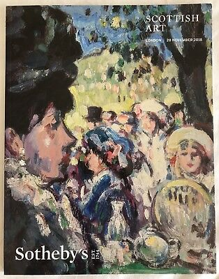 SOTHEBY'S London - Scottish Art - November 20, 2018 - John Duncan Fergusson