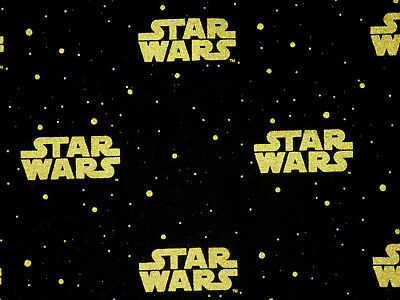 FAT QUARTER  STAR WARS THE FORCE AWAKENS GALAXY IMPERIAL  CAMELOTS COTTON FABRIC