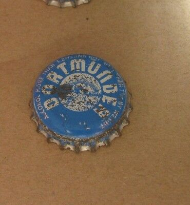 Dortmunder Beer Cork Beer Cap Leisy Brewing Co Cleveland Ohio Cone Top Beer Can