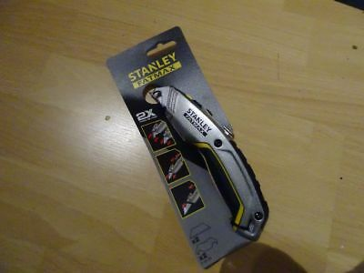 Stanley Fat Max Extreme 2in1 Messer