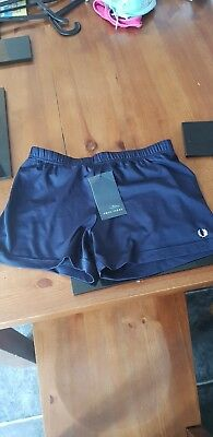 Fred Perry Tennis Skirt Ball Shorts Size 14