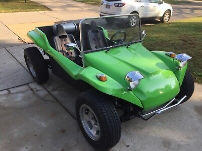 1968 Volkswagen Manx Style Street Legal Buggy Dune Buggy Vw