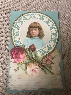 1800's Trade Card Lion Coffee Woolson Spice Co Toledo Ohio Antique Advertising