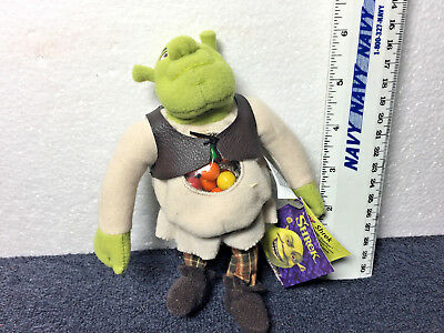 SHREK The 1st - Candy Stasher -  Shrek Toy Doll NEW With Tags & Candy NONE EXIST