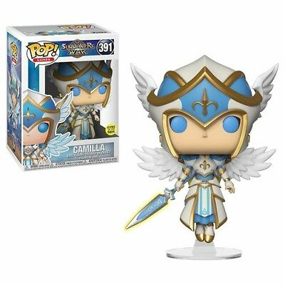 Summoners War - Valkyrie - Funko Pop! Games: (2018, Toy NUEVO)