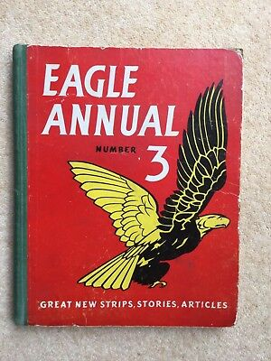 Eagle Annual Number 3