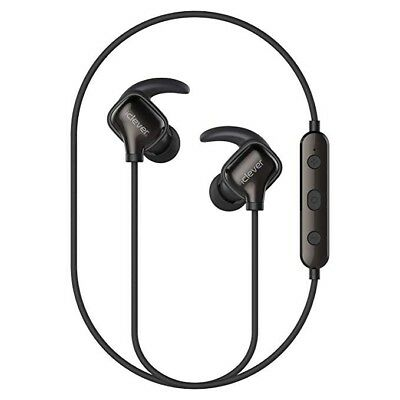 iClever Bluetooth Headphones, Wireless Earbuds Stereo Music, 10 Hours Playtime,