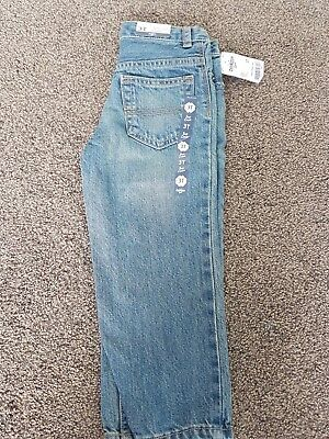 Osh Kosh Classic Denim Jeans Boys 3yrs Brand New