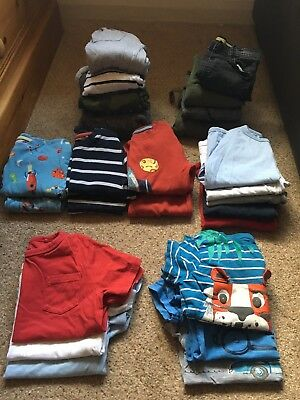 Huge Boys Winter Clothing Bundle Age 2-3, Mainly Next.