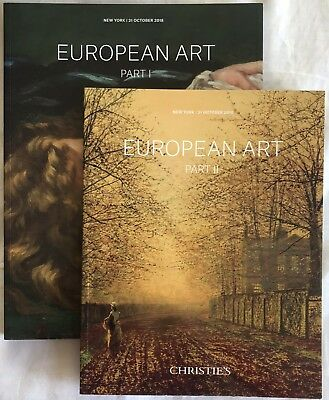 CHRISTIE'S New York - European Art Part I & II - October 31, 2018