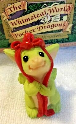 Pocket Dragons Dragon *Mint in Box* - Red Ribbon - 1995