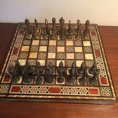 Chess Set - Believed Middle East Origin