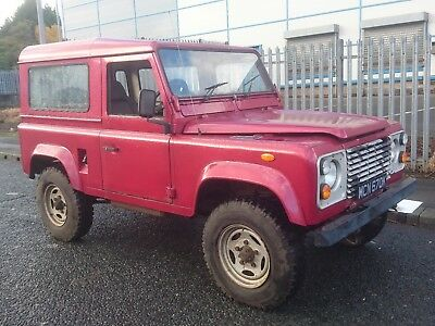 1971 Land Rover Defender 90 Rover V8 3.5 Tax Exempt