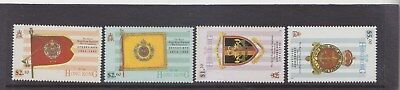 HONG KONG-1995-ROYAL HONG KONG REGIMENTS SET-MNH-$6.50-freepost