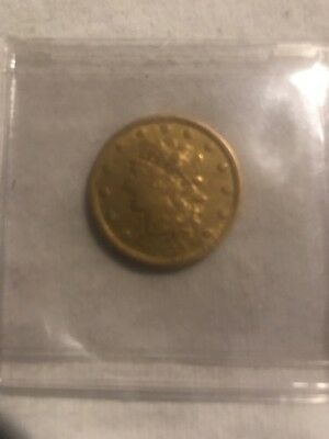 1836 US Classic Head $5 - Gold Half Eagle UF Very Nice Coin!