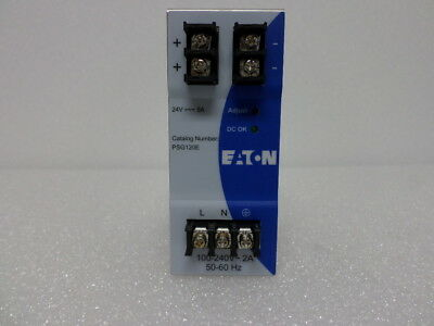 PSG120E Eaton Cutler Hammer Power Supply 5A