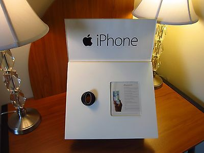 ***RARE APPLE iPHONE DISPLAY*** iPHONE COLLECTORS DISPLAY FROM APPLE !!!!!