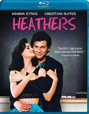 HEATHERS (Region A BluRay,US Import,sealed)