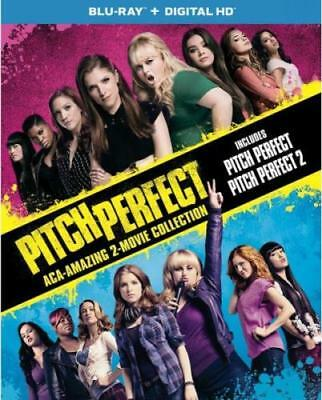 PITCH PERFECT ACA-AMAZING 2-MOVIE COLLECTION  (Region A BluRay,US Import,sealed)