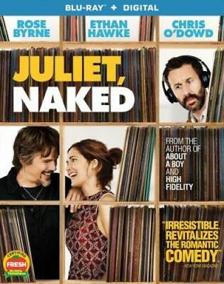 JULIET NAKED (Region A BluRay,US Import,sealed)