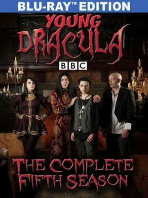 YOUNG DRACULA: THE BBC SERIES - THE COMPLETE (Region A BluRay,US Import,sealed.)