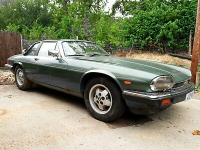 Jaguar XJS -C V12 5.3 HE 19324 Miles re listed due to time waster