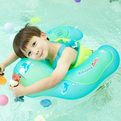 Inflatable Baby Swimming Ring Infant Armpit Floating Kids Swim Pool Accessories