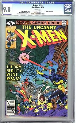 1979 Marvel Comics Uncanny X-Men #128 Phoenix Proteus CGC 9.8 NM/MT White Pages