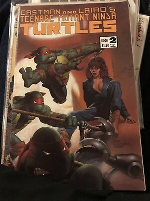 Teenage Mutant Ninja Turtles Book 2