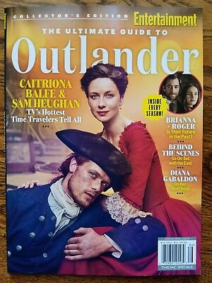Entertainment Weekly COLLECTOR'S EDITION THE ULTIMATE GUIDE TO OUTLANDER