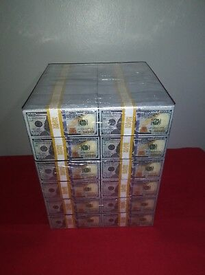 $3,600,000  Illusion Money Box Very Realistic Prop For Movies Television , Video