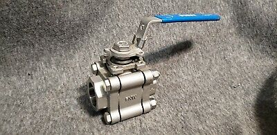 ***FNW 1in. Stainless Steel Ball Valve 320A***