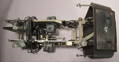 1939 Mills Zephyr Juke Box Nickel Dime Coin Mechanism including Outside Top