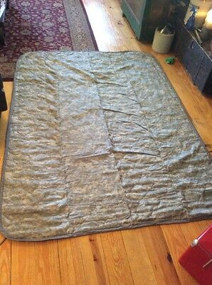 ACU Digital Camo Poncho Liner Blanket Woobie US Military  Hunting  Camping