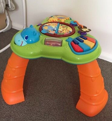 Bright Starts Baby & Toddler Activity Table