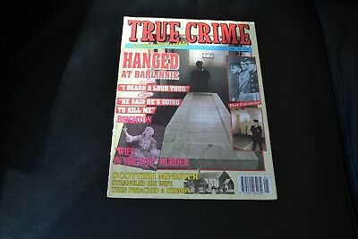True Crime Magazine May 1996