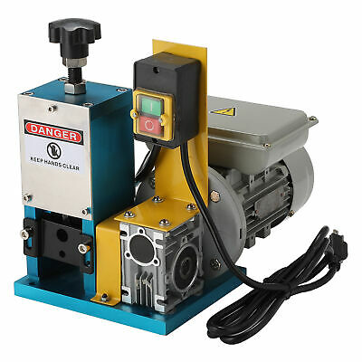 220V Automatic Electric Wire Stripping Machine Stripper for Copper Recycling