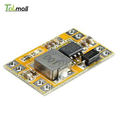 DC 9//12//24//36V to 5V Spannungsregler 3A Dual USB Charger Buck Power Module US