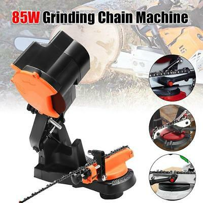 4800RPM Electric Power Chainsaw Sharpener Tools Chain Saw Electric Grinder File